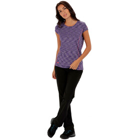 Regatta Hyperdimension SS T-Shirt Women Elderberry